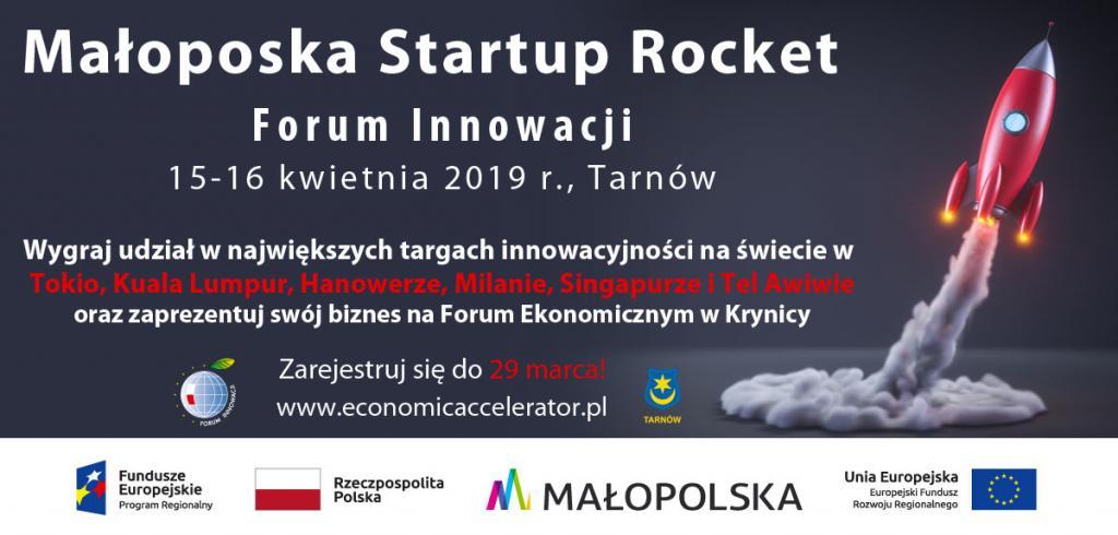 Zgłoś się do Małopolska Startup Award i wprowadź swój startup na rynek światowy