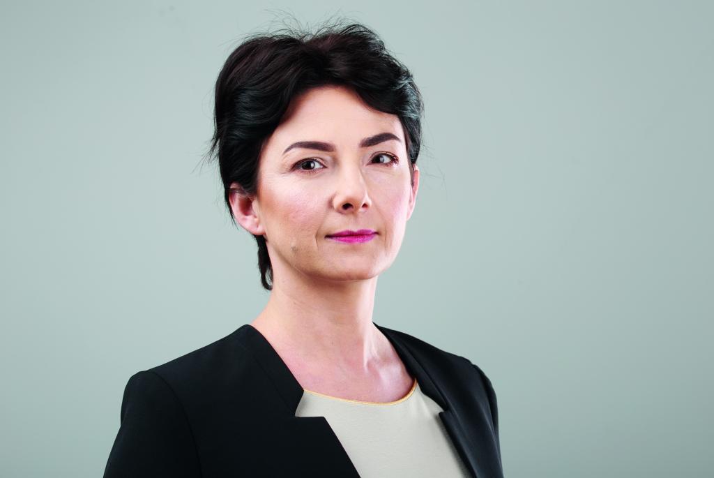 Beata Martuś-Kołbon, zastępca dyrektora ds. personalnych Fakro