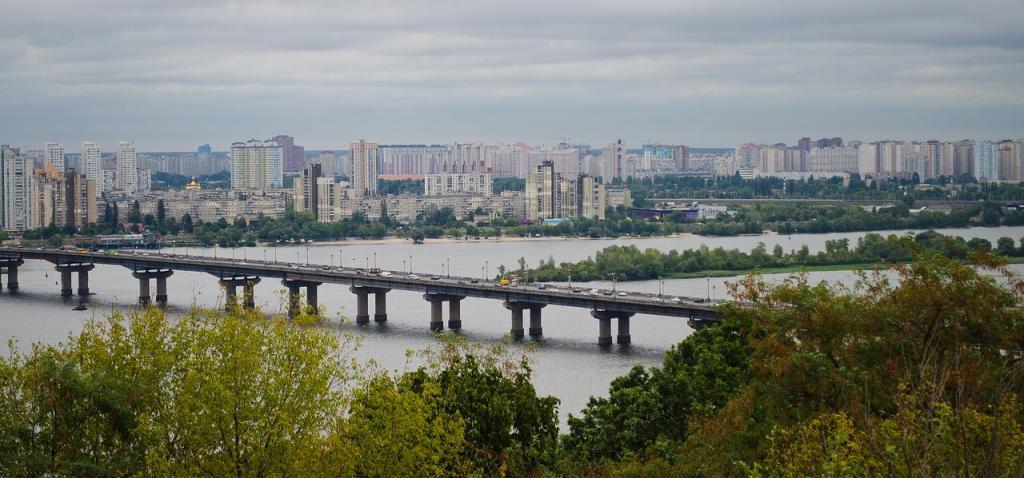 Kijów. Fot. Pixabay