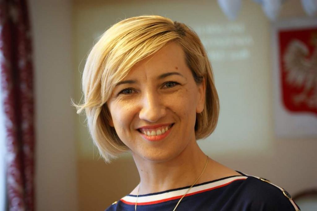 Katarzyna Kucia-Garncarczyk, dyrektor SPZPOZ w Muszynie.