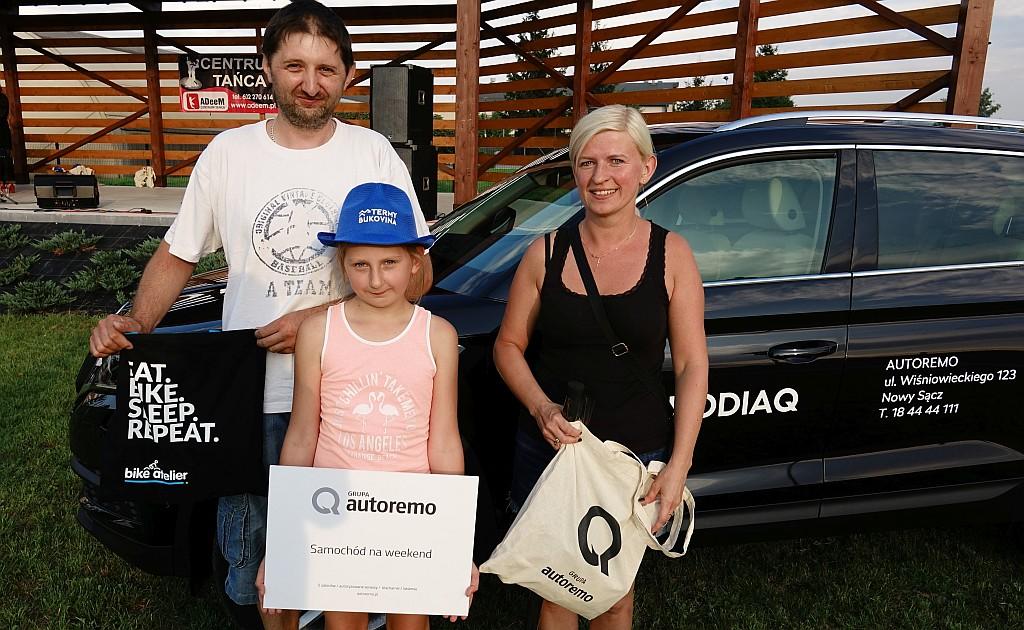Nowy Sącz: Rowerowe zakończenie wakacji ze Škodą i Bike Atelier