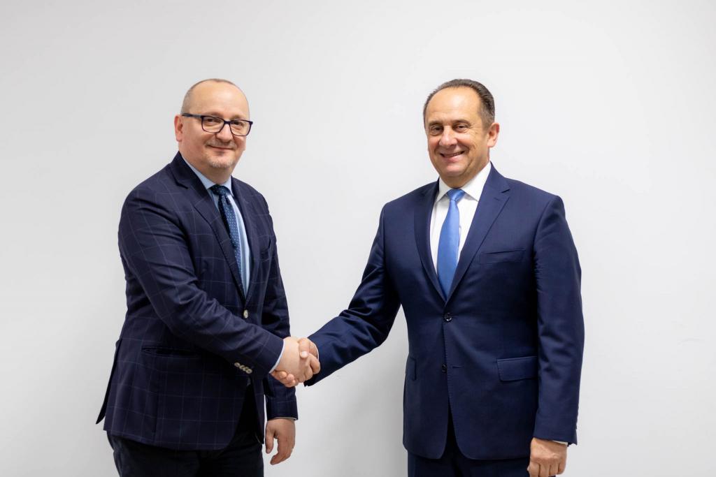 Andrzej Gut-Mostowy ma poparcie dr Głuca, byłego kandydata na prezydenta