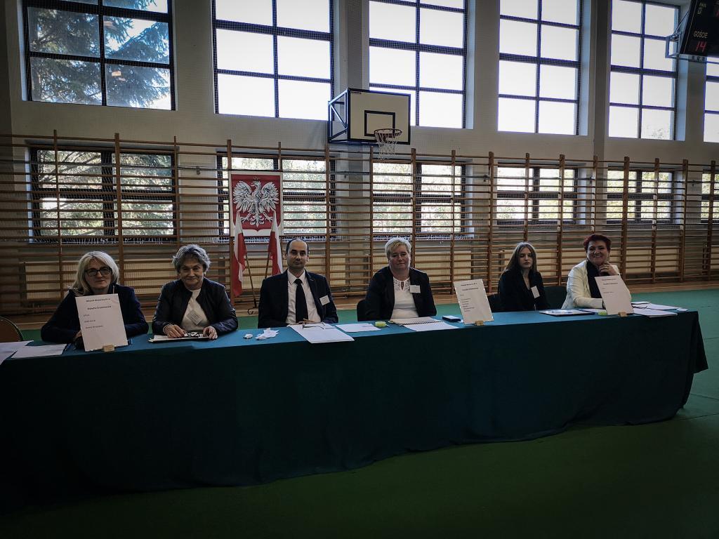 Wybory parlamentarne w Grybowie