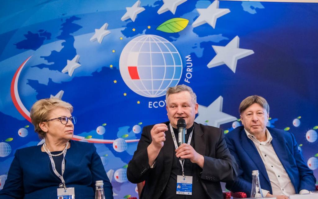 O etyce w biznesie na Forum Przemysłowym w Karpaczu