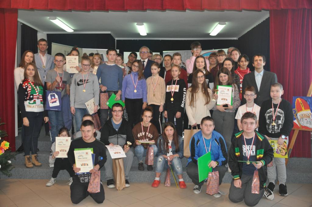 Dnia 05 grudnia 2019r w Specjalnym Ośrodku Szkolno-Wychowawczym w Nowym Sączu przy ulicy Broniewskiego 1 odbył się już dziewiąty z kolei  Integracyjny Turniej Warcabowy.
