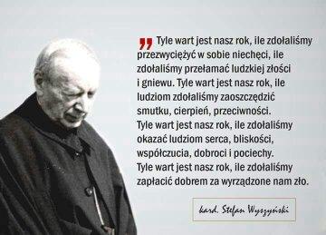 ks. kardynał Stefan Wyszyński