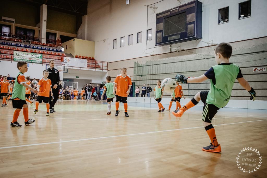 Turniej piłkarski Akademii Goal