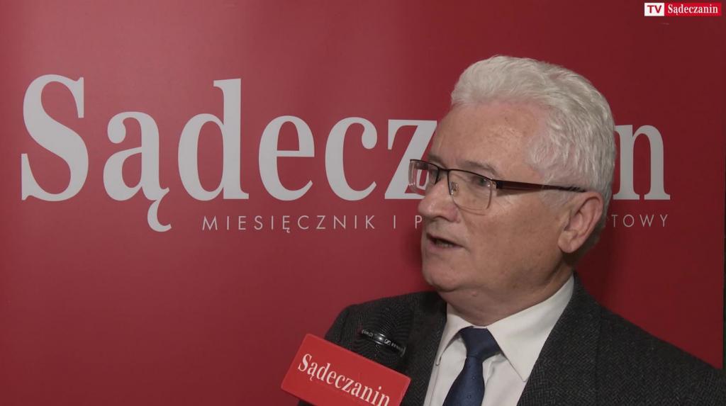 Marek Chudoba, burmistrz Czchowa