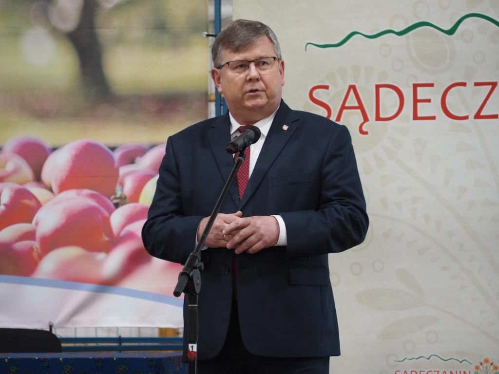 Witold Kozłowski, marszałek województwa małopolskiego
