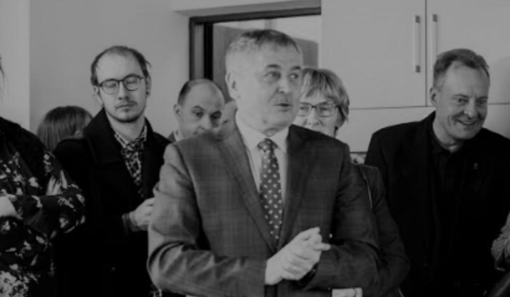 Profesor Aleksander Tyka nie żyje
