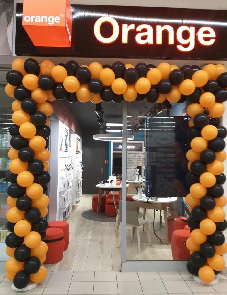 Orange Nowy Sącz, Gorzkowska 32, Hipermarket Auchan, tel.: 18 442 69 36