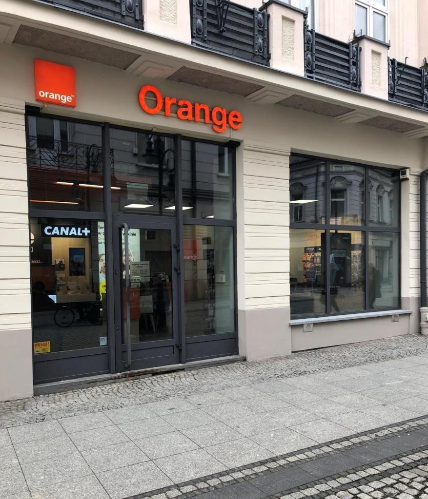 Orange salon Nowy Sącz, Jagiellońska 15, tel.: 502 444 424