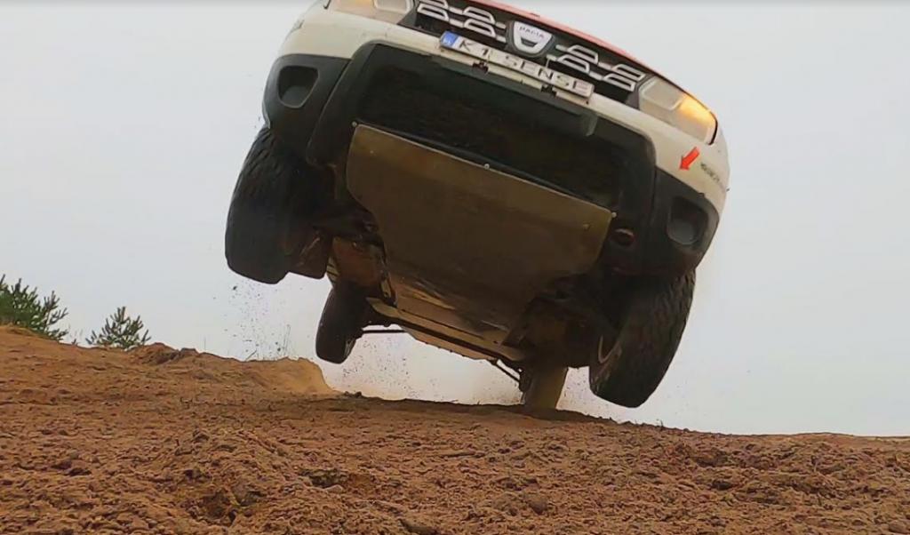 Dacia na hopie