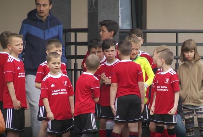 turniej piłkarski Akademii Budowalni Jazowsko