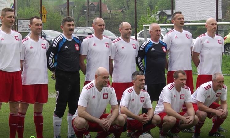reprezentacja Polski oldbojów
