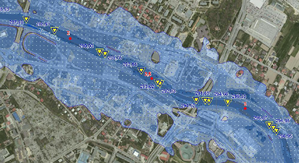 mapa zagrożeń powodziowych