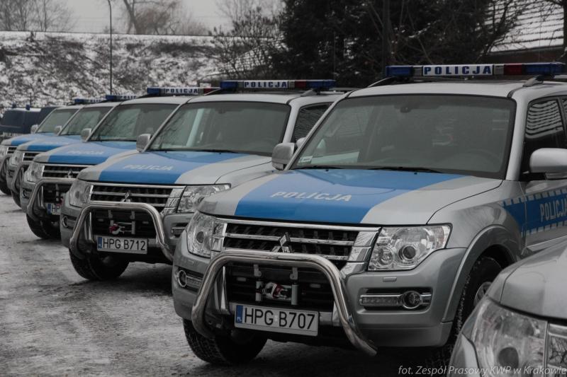 samochód i quad dla sadeckiej i gorlickiej policji