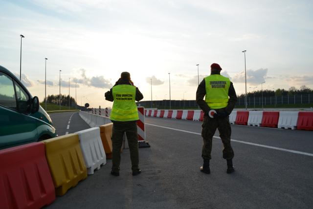 Przywracanie tymczasowej kontroli granicznej