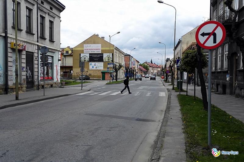 Zmiana organizacji ruchu Długosza, Młyńska, Matejki