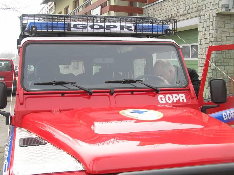 Pieniądze z województwa dla GOPR i WOPR