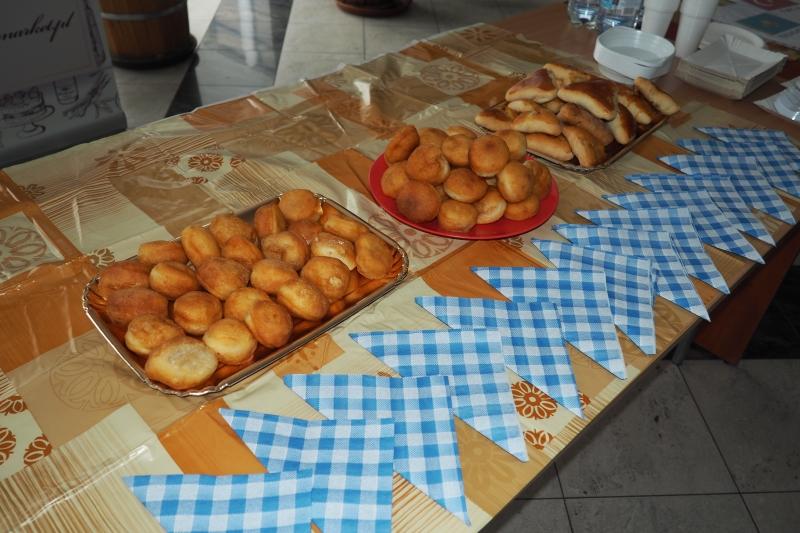 kulinarny dzień w WSB-NLu w Nowym Sączu
