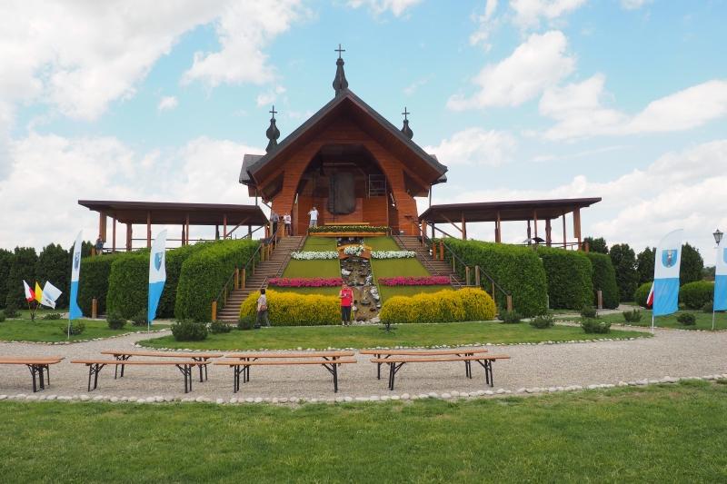 Ołtarz papieski będzie wyremontowany na Tydzień Misyjny