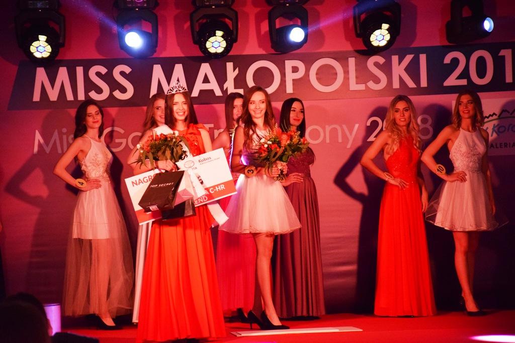 Miss Ziemi Sądeckiej 2018