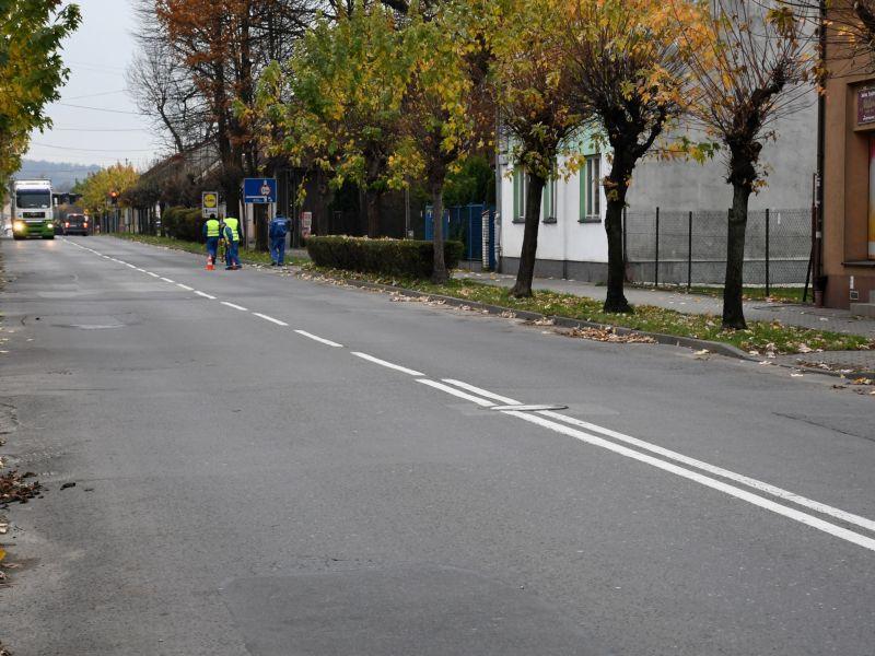 Remont ulicy św. Kunegundy