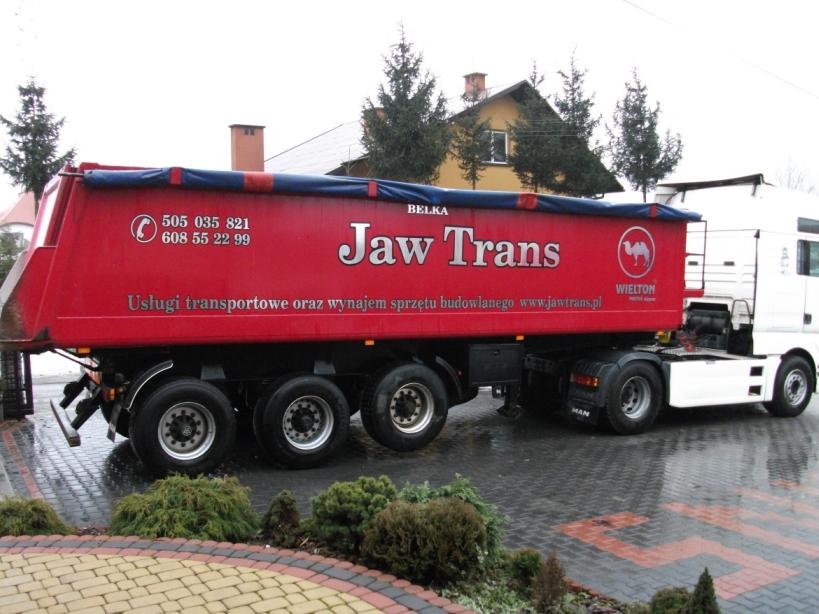 JAW TRANS działa na rzecz akcji Serce-Sercu