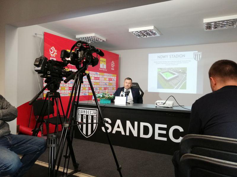 Prezes Artur Kapelko podsumował rundę jesienną