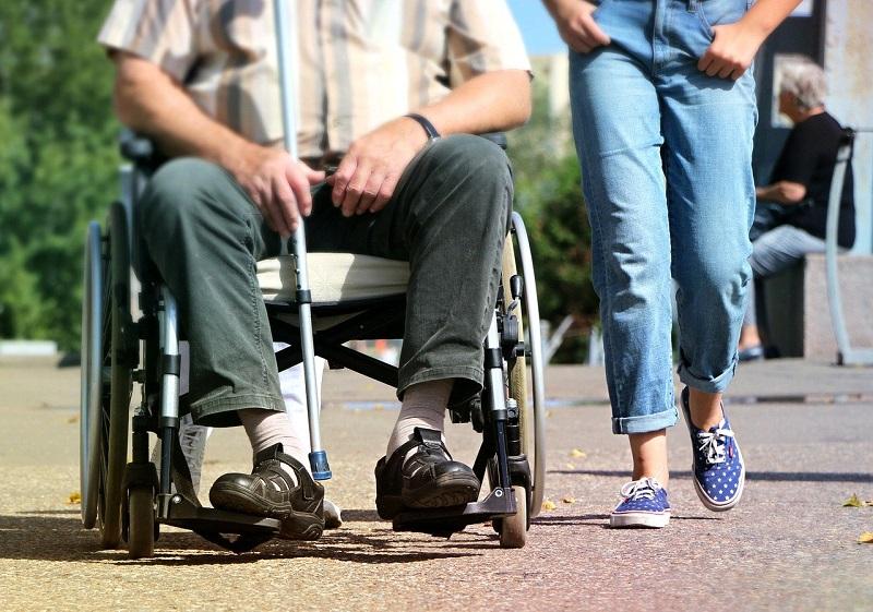 Gmina Biecz dba o niepełnosprawnych