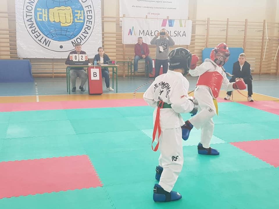 Zawodnicy Taekwondo Nowy Sącz są bezkonkurencyjni