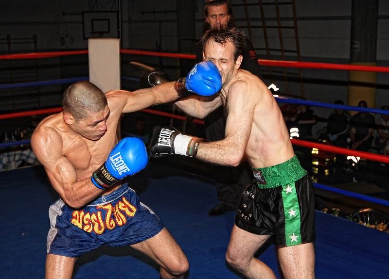 Kickboxing to sport dla twardych i wytrzymałych osób