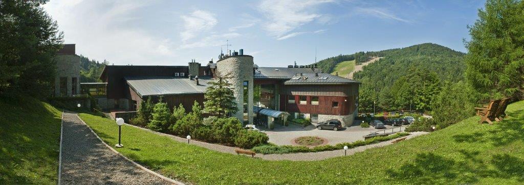 Hotel SPA Dr Irena Eris w Krynicy-Zdroju