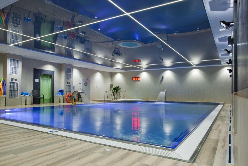 Ośrodek Lwigród - nowa inwestycja - basen