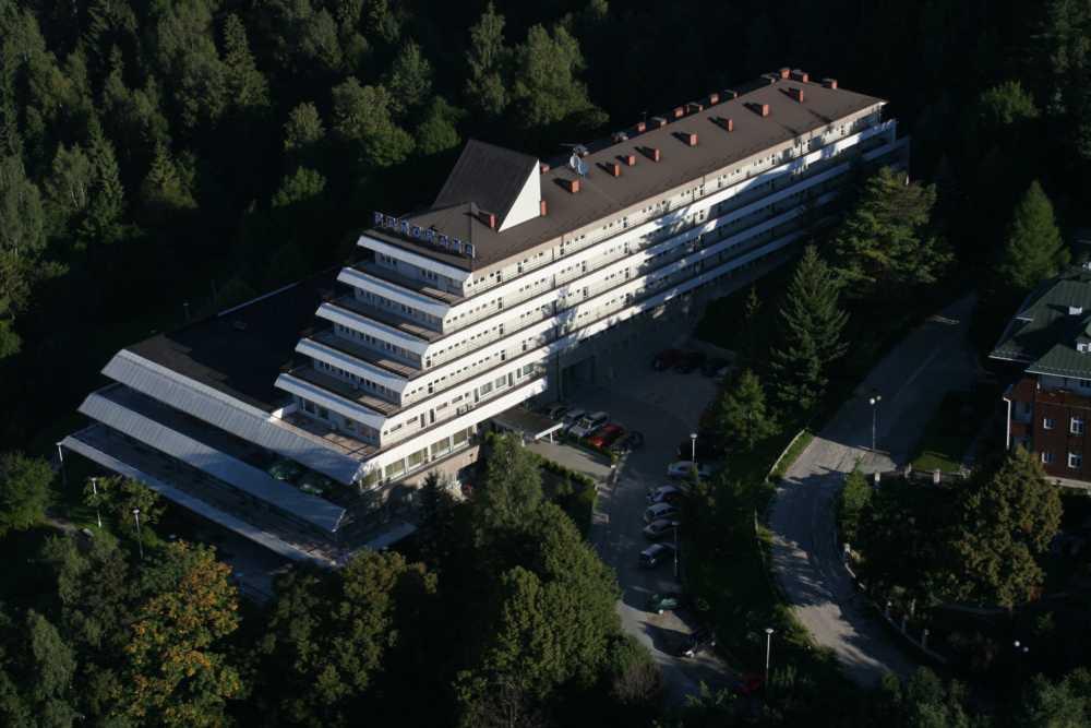 Ośrodek Rehabilitacyjno Wypoczynkowy Panorama w Krynicy-Zdroju