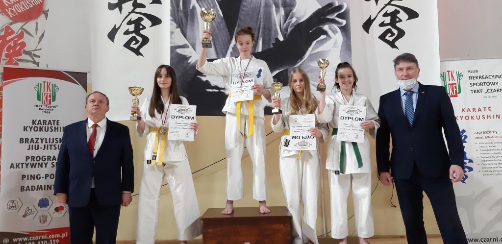fot.: Nowosądecki Klub Sportowy Karate Kyokushin