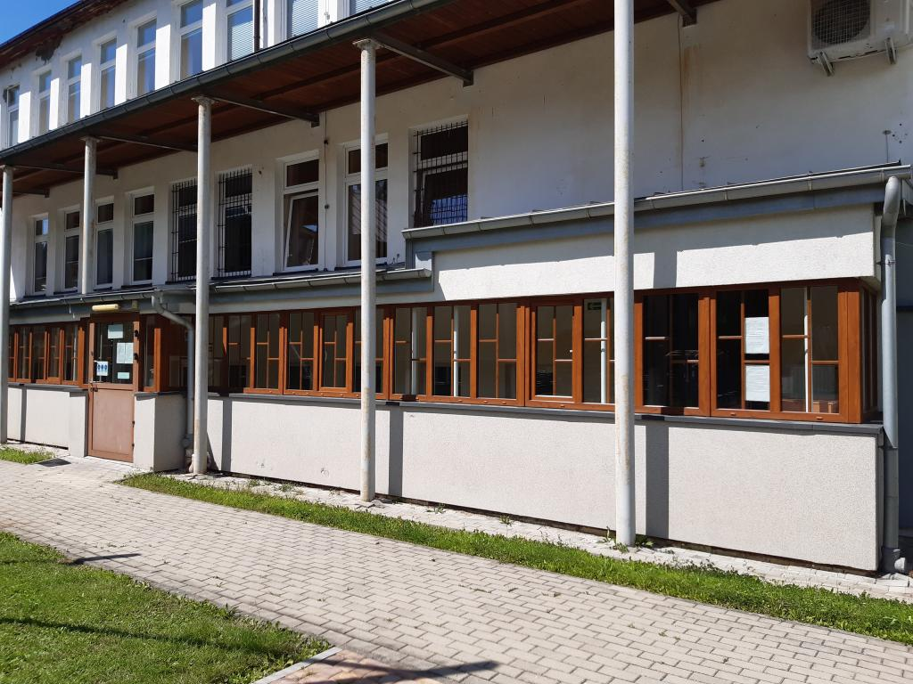 Szkoła Podstawowa w Maciejowej, fot. Sądeczanin