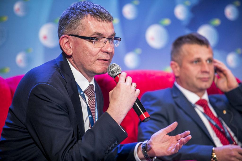 Jacek Lelek, Stary Sącz. Fot.Piotr Droździk/ archiwum Sądeczanina