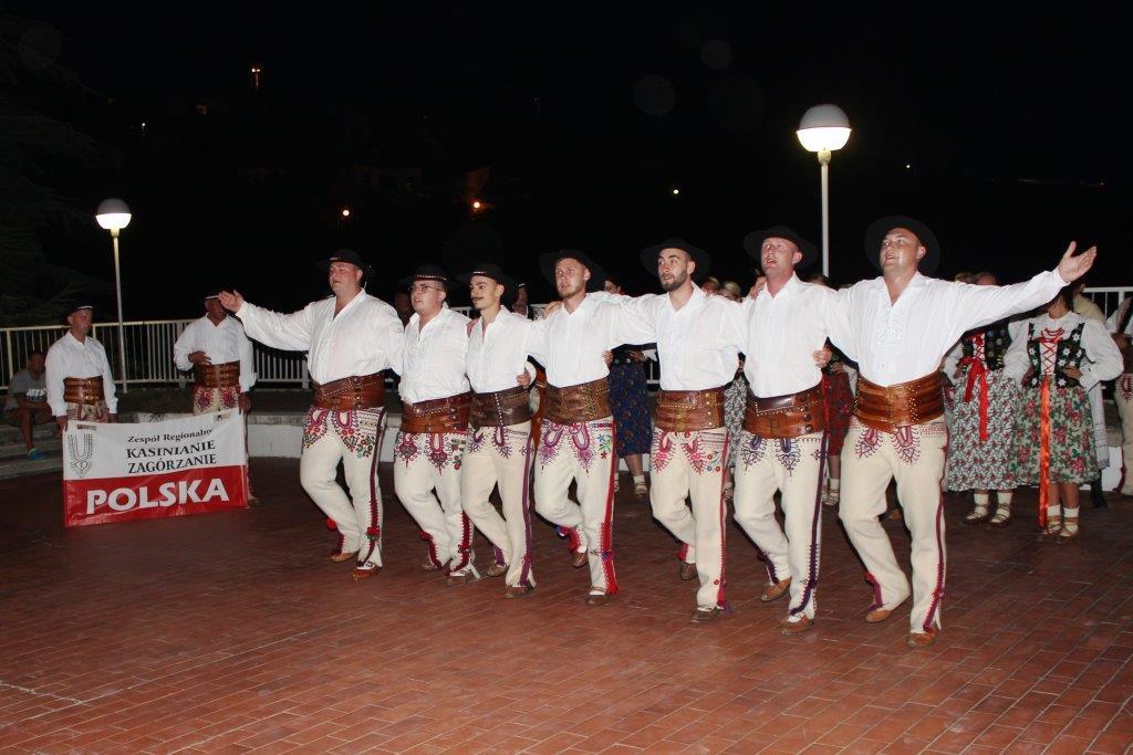 Zespół Kasinianie-Zagórzanie w Chorwacji