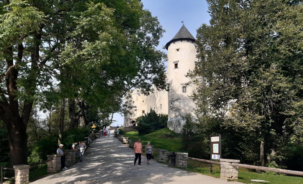 Zamek w Niedzicy, fot. Sądeczanin