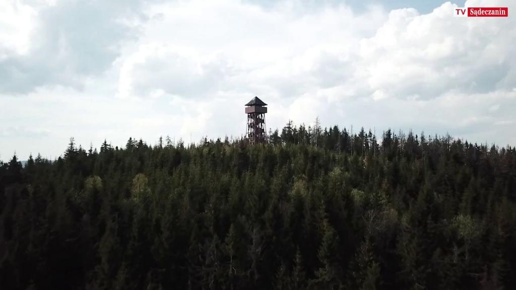 Wieża widokowa na Gorcu, fot. Daniel Fleszer