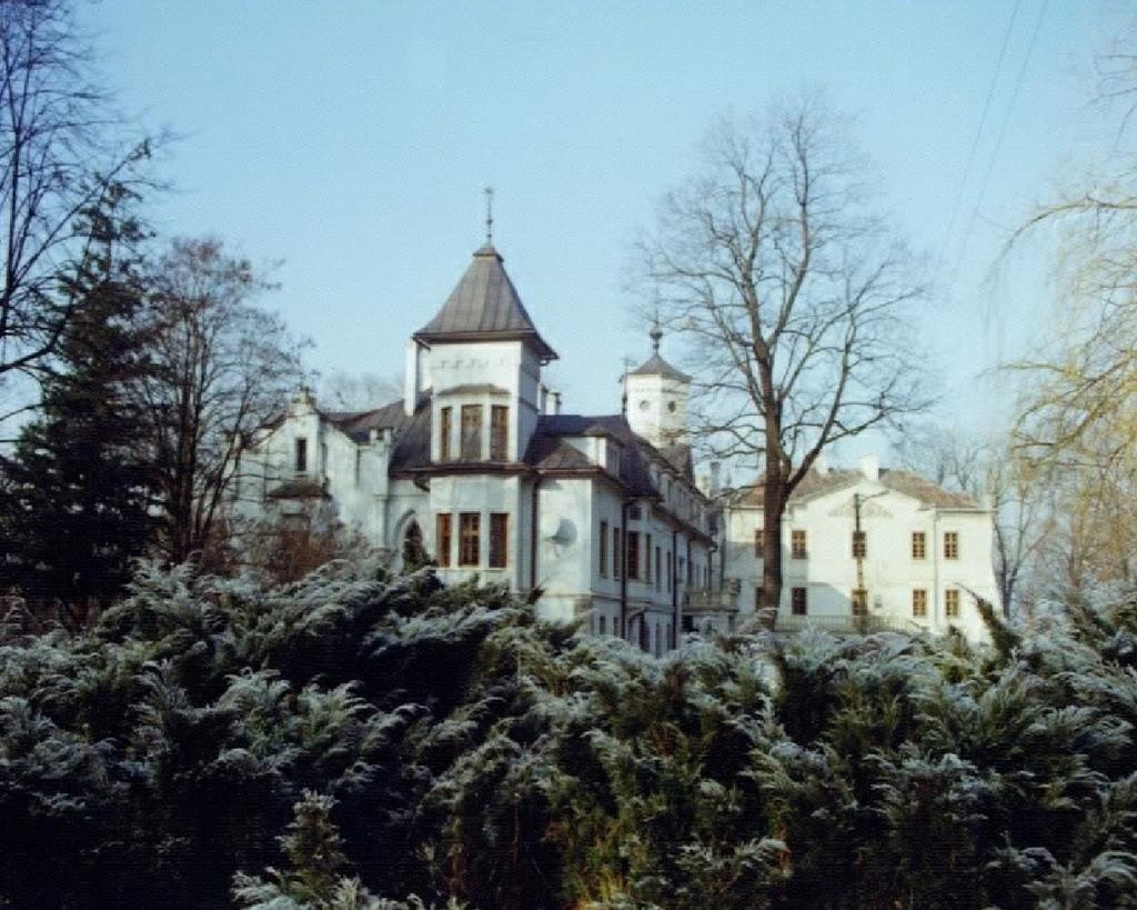 Pałac Stadnickich w Nawojowej, archiwum WSB-NLU