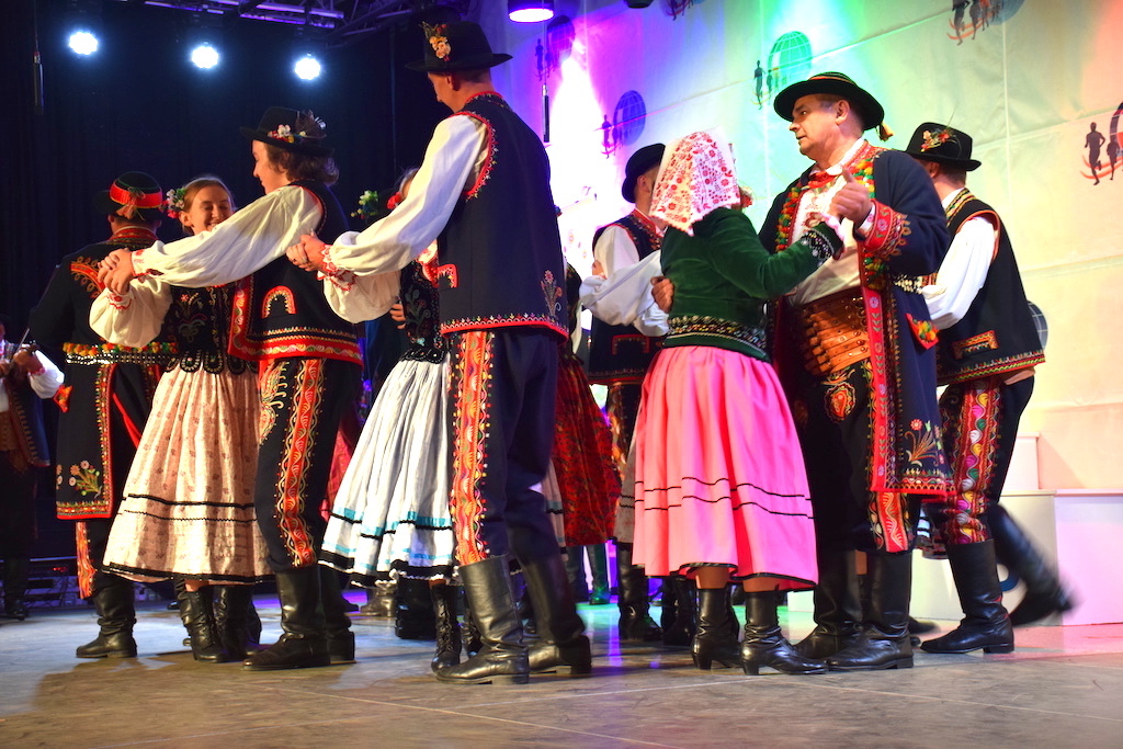 Przyszowianie, Festiwal Zespołów Lachowskich i Góralskich