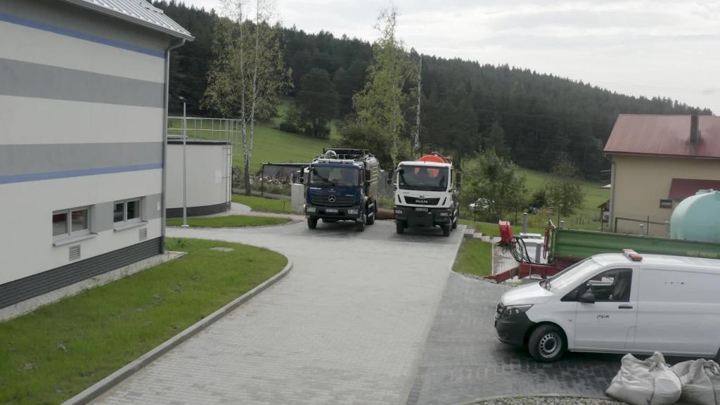 Samochody PGK Muszyna