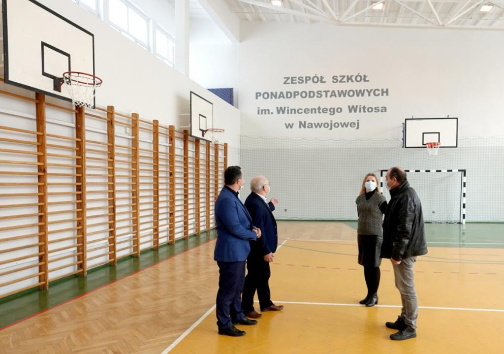 ZSP Nawojowa, Fot. Maria Olszowska