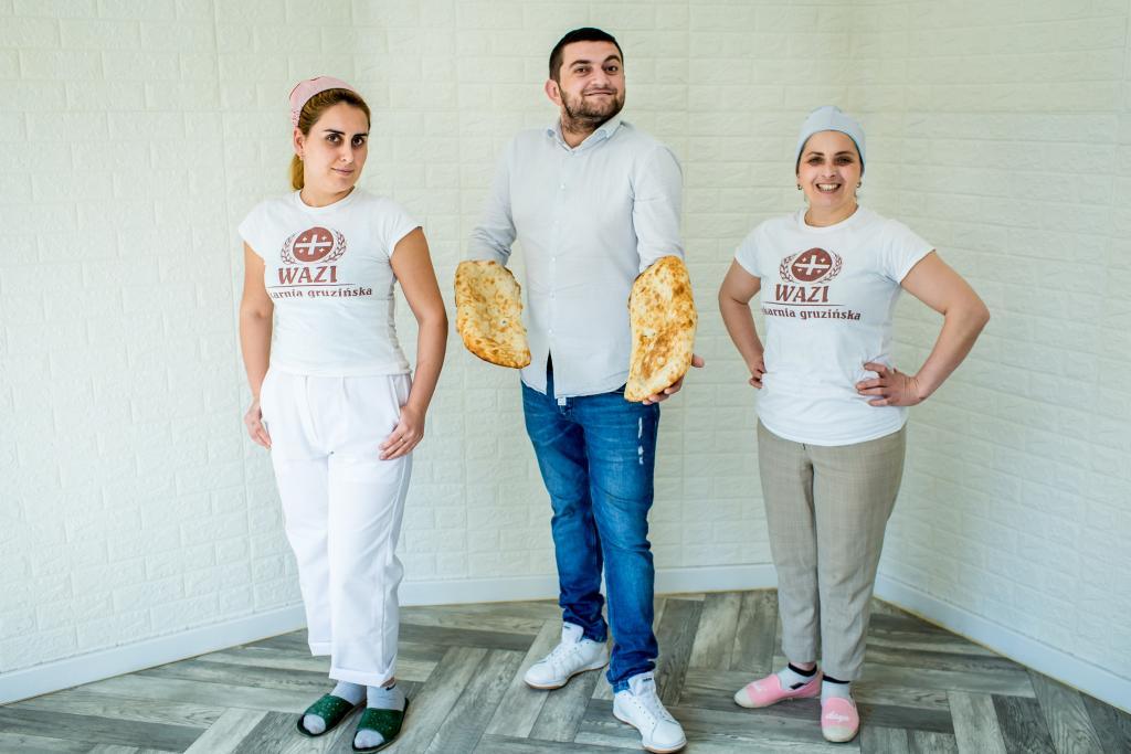 Piekarnia gruzińska WAZI, Nowy Sącz