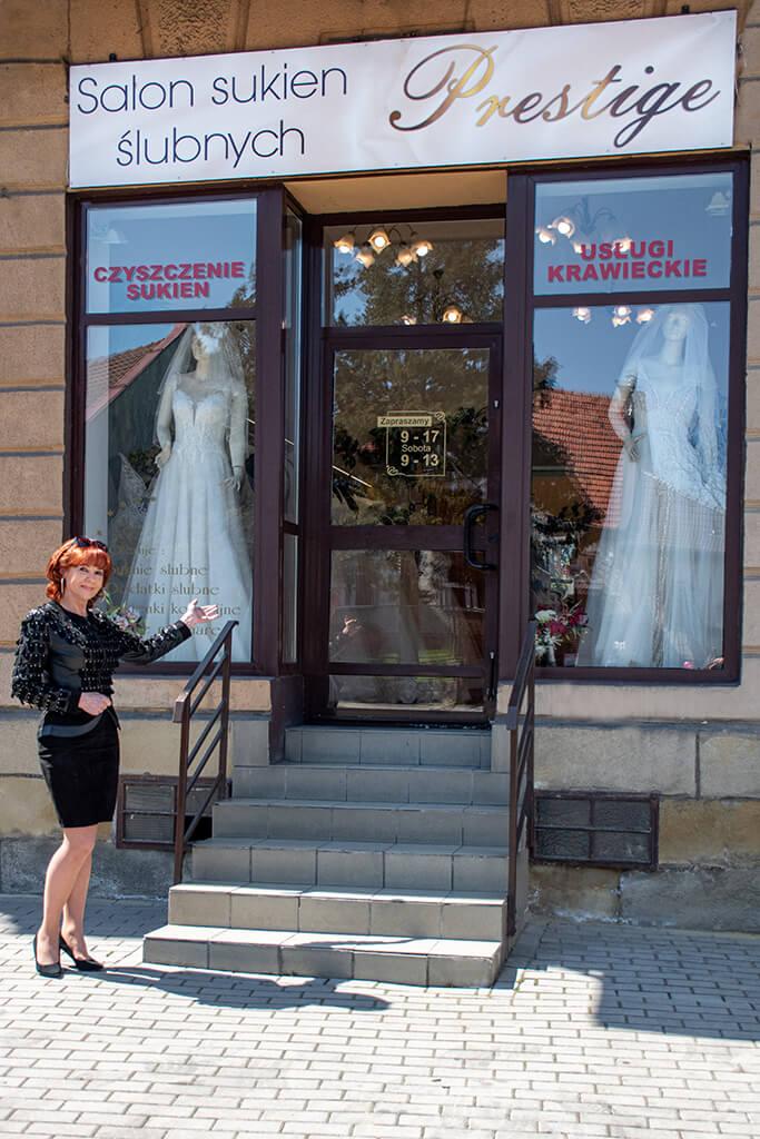 Salon Sukni Ślubnych Prestige Nowy Sącz