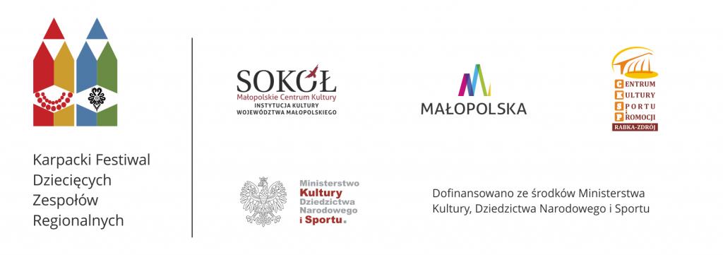 Karpacki Festiwal w Rabce, logotypy