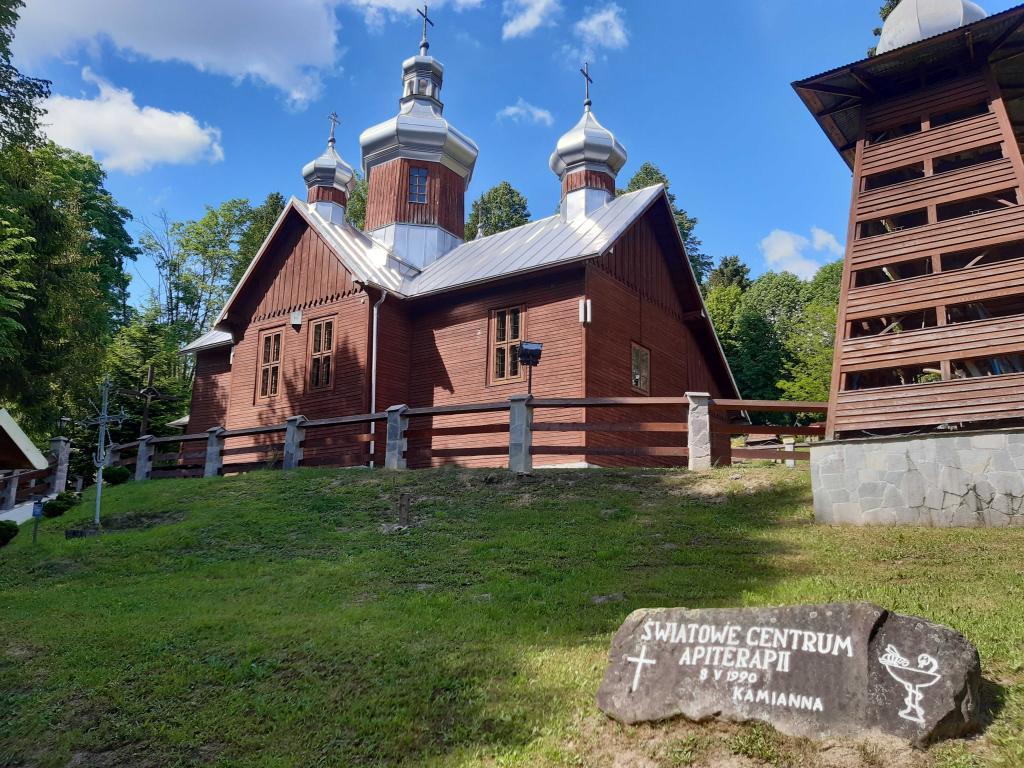 Kościół w Kamiannej, fot. SS